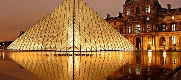 Louvre - Akční letenky do Paříže